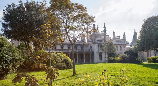 Explore Brighton - Brighton Pavilion